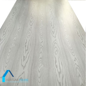 Plain White and Bleaching White Embossing Melamine Paper Plywood/ Fancy Plywood pictures & photos