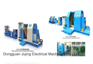 630-1250 High-Speed Cantilever Single Twisting&Stranding Machine pictures & photos