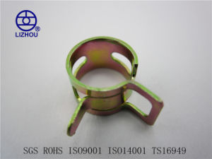 Stainless Steel Horse Spring Clip/ Metal Parts pictures & photos