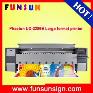 Low Price 3.2m Digital Industrial Inkjet Flex Banner Printer Machine Pheaton Ud 3286e pictures & photos