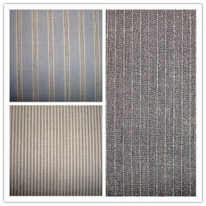 Yarn Dyed Linen Stripe Fashion Fabric pictures & photos