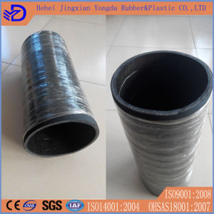 Industrial Water Suction Flexible Rubber Hose pictures & photos