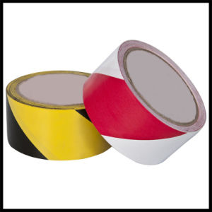 PVC Warning Sticky Floor Tape pictures & photos