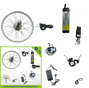 2015! ! Electric Bike Kit with Rear Wheel and LCD Display pictures & photos