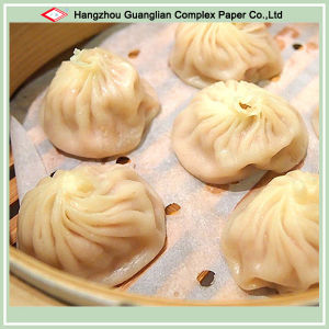 Food Steaming Cooking Use Dim Sum Paper with Holes pictures & photos