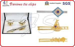 Tieclip keychain Wallets Opener Coins with Custom Logo