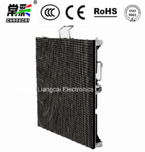 Rental P6 LED Display Screen Cabinet for Stage