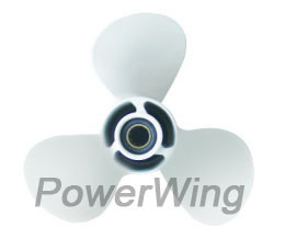 Powerwing Aluminum Marine Boat Outboard Propeller for YAMAHA Engine 25-60HP (PWY115811) pictures & photos