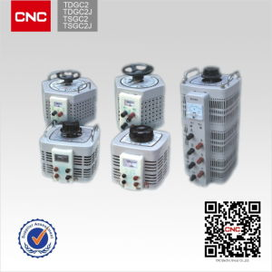 SVC High Accuracy Full-Automatic Three/Single Phase Voltage Stabilizer pictures & photos