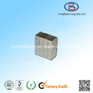 Customized Permanent NdFeB Magnet Block for Linear Motors pictures & photos