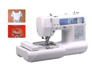 Domestic Embroidery/Sewing Machine