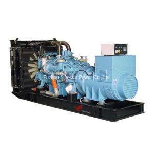 640kw to 2400kw Diesel Genset Powered by Mtu Engine