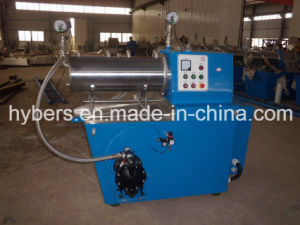 Horizontal Bead Mill for Pesticide, Paint, Ink-20L pictures & photos