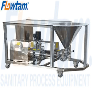 Stainless Steel High Effective Liquid Powder Dosing Mixer pictures & photos