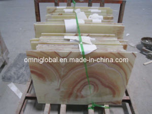 Red Dragon Onyx Marble Glass Composite Tile/ Wall Tile