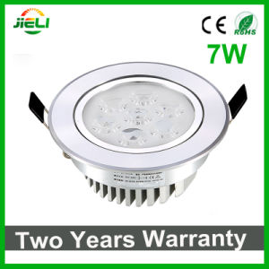 Good Radiator 7W Recessed Ceiling LED Downlight pictures & photos