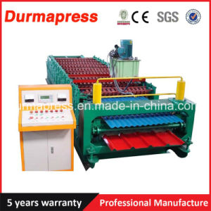 Exported to Double Layer Steel Roll Forming Machine pictures & photos