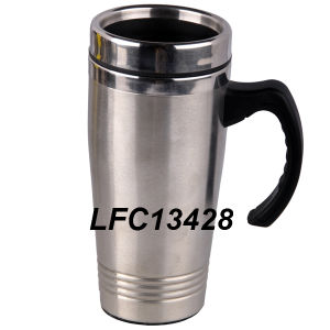 450ml Auto Mug and Stainless Steel Vacuum Flask (LFC13428) pictures & photos