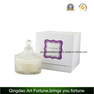 Filled Glass Candy Jar Candle for Home Decor Wedding Promotion pictures & photos