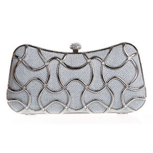 New Arrival Geometric Pattern Wedding Evening Bag for Bride / Lady (105248) pictures & photos
