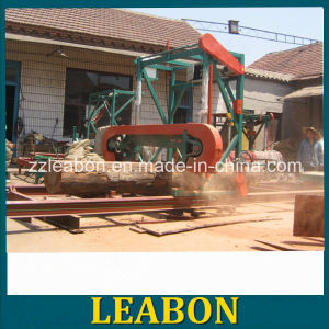 Leabon Automatic Horizontal Sawmill Machine for Timber pictures & photos