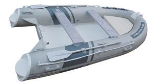 Hypalon Pontoon Boat