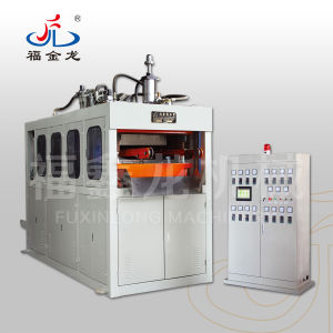 FJL-660SB Series Automatic Hydraulic Plastic Cup Thermoforming Machine pictures & photos