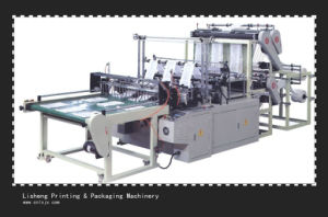 Bottom Sealed Bag Making Machine (6 Lines) (SHXJ-D) pictures & photos