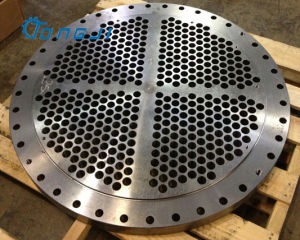 The Best Quality Nickel Tubesheet for Heat Exchanger pictures & photos