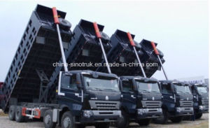 HOWO A7 Dump Truck of 8*4 pictures & photos