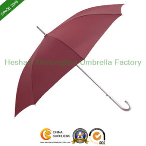 27 Inch Aluminium Golf Umbrellas with Fiberglass Ribs (GOL-0027AF) pictures & photos