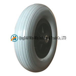 PU Foam Wheel for Wheel Chair Spoke Wheel pictures & photos