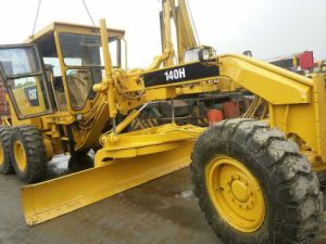 Used Caterpillar 140h Motor Grader