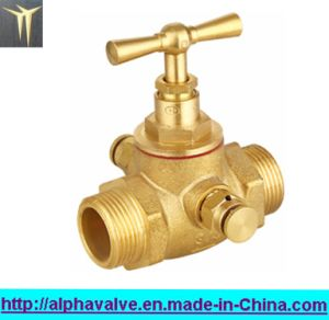 Brass Stop Valve (a. 0145) pictures & photos