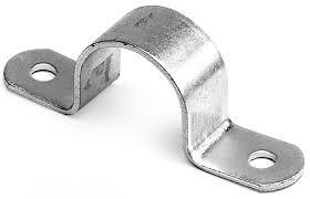Heavy Duty Steel Saddle Clamp pictures & photos