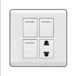 Pk2 Series Wall Switch Pk2-07 pictures & photos