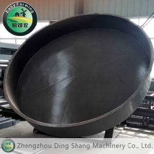 Organic Fertilizer Disc Granulation Production Line pictures & photos