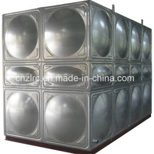 Stainless Steel Water Tank Flexible Panel Water Treatment pictures & photos