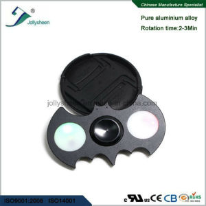 Global Hot Selling Flittermouse of Hand Spinner Toys with Colorful LED Lights pictures & photos