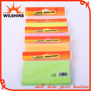 Promotional Colorful Regular Custom Sticky Note for Gift (SN005) pictures & photos