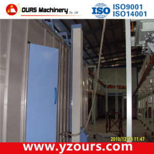 CE Certificated Powder Coating Machine with Recovery System pictures & photos