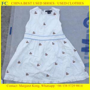Origin Summer Clothes Second Hand/Ladies Cotton Dresse pictures & photos