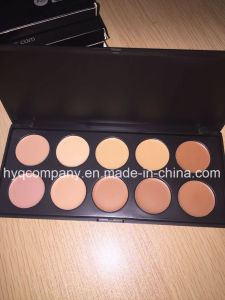 Hot Selling Mc 10 Colors Concealer Palette Eyeshadow Palette Eye Shadow Palette pictures & photos
