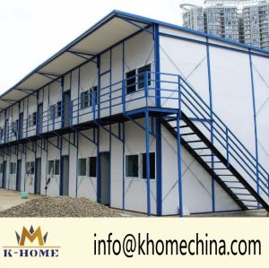 Cheap Price Steel Structure Prefabricated House Building for Sale pictures & photos