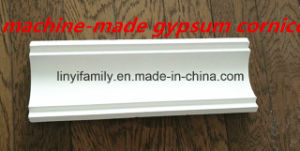 Machine Made Gypsum Cornice pictures & photos