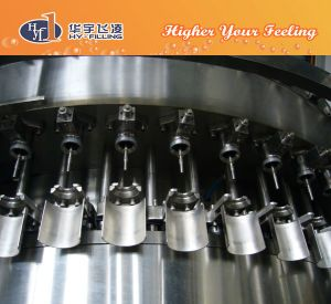 Bottle Sparking Water Filling Machine pictures & photos