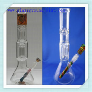Tyk Glass Connection with Standard Ground Joint, Quartz Joints, Silica Socket Joint pictures & photos
