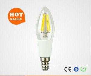 85-265V C35 E14 4W LED Filament Bulb pictures & photos
