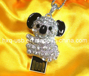 Diamond Koala USB Flash Drive