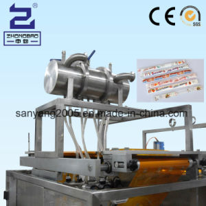 Ice Water Four-Side Sealing and Multi-Line Packing Machine pictures & photos